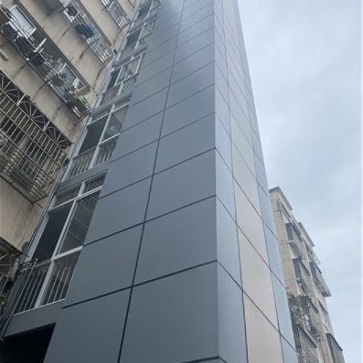 黄岩宏兴小区旧楼加装电梯