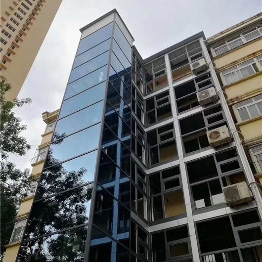 宁溪养老院旧楼加装电梯