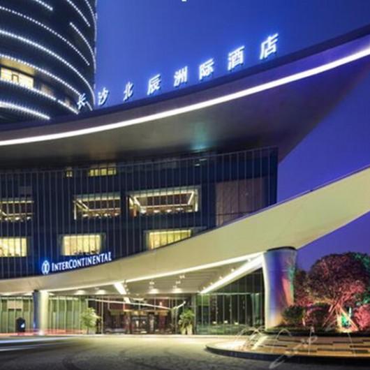 长沙北辰洲际酒店电梯控制系统