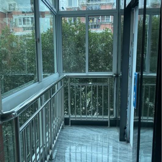 黄岩百合家园旧楼加装电梯