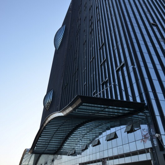 河南永和宇宙星广场电梯控制系统