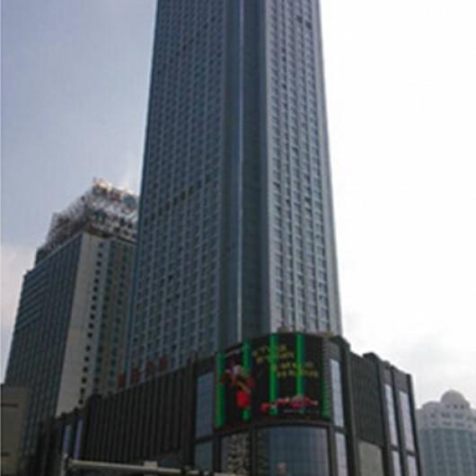 南宁丽原天际城电梯控制系统