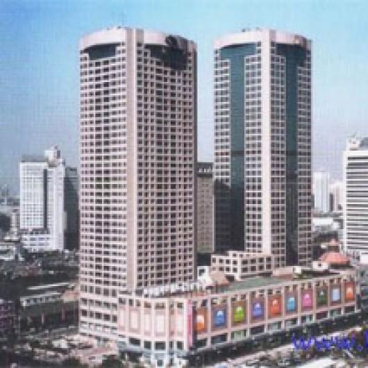上海嘉里不夜城IC卡电梯控制系统
